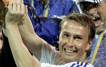 Валентина Белькевича назвали лучшим футболистом в истории Беларуси