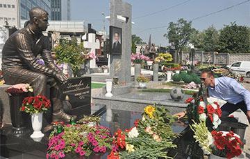 В Киеве установили памятник Валентину Белькевичу