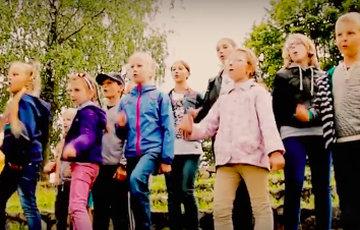 Белорусские дети исполнили знаменитые хиты Михалка и Вольского
