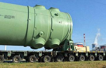 Реактор для БелАЭС сделала фирма, которая никогда раньше этим не занималась
