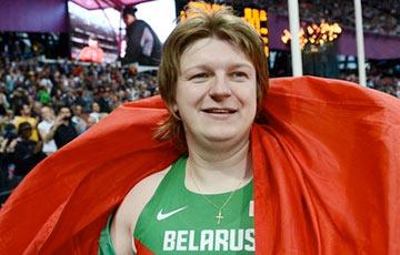 Чемпионка мира по толканию ядра: Вместо покатушек ржавого железа отдайте деньги ветеранам