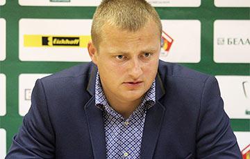 Виталий Жуковский: Никто не мог подумать, что в чемпионате Беларуси будет противостояние двух глыб — Глеба и Милевского