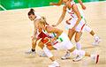 Женская сборная Беларуси вышла на Евробаскет