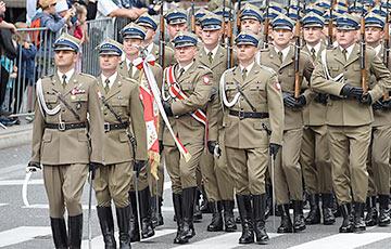 У Польшчы павялічваецца колькасць Войскаў тэрытарыяльнай абароны