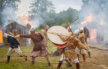У Швэцыі знайшлі ўнікальны скарб эпохі вікінгаў