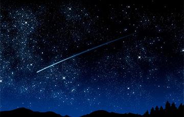 NASA опубликовало видео вхождения метеоритов в атмосферу Земли