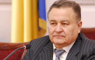 Ex-PM Marchuk: No One Will Ask Lukashenka If Russia Wants To Attack Ukraine