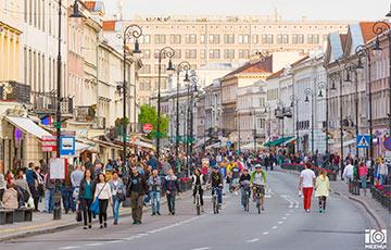 Как Минску догнать Варшаву