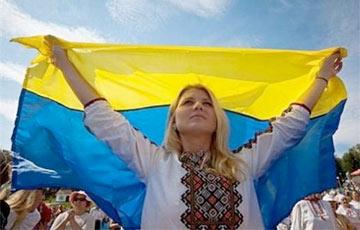Як у Кіеве святкавалі Дзень Незалежнасці Украіны