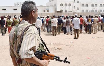 В Йемене произошел взрыв на тренировочной базе