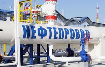 Через Беларусь реверсом в РФ ушло 450 тысяч тонн «грязной» нефти