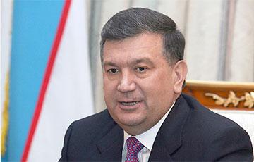 В.а. прэзідэнта Узбекістана стане кіраўнік Сената