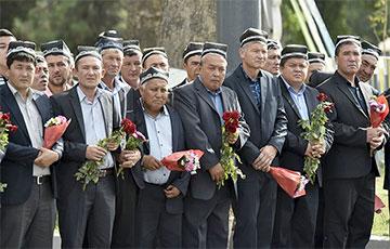 Пышнае пахаванне Карымава прайшло ў Самаркандзе