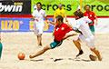 Пляжный футбол: белорусы с победы стартовали на чемпионате мира