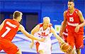 Беларускія баскетбалісты падолелі партугальцаў