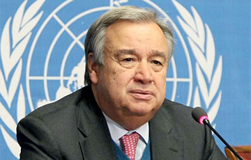 Антониу Гутерреш: На плечахСовбеза ООНлежит ответственность за поддержание мира