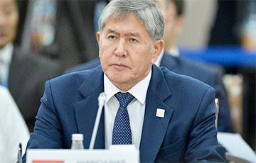 Экс-президенту Кыргызстана предъявили обвинения по делу о беспорядках