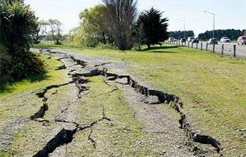 У Іране адбыўся моцны землятрус