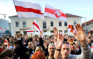 Statkevich Calls For Street Rally On November 24