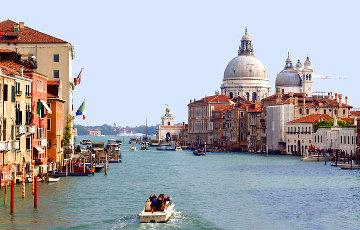 У Венецыі пад вадой знайшлі старажытную рымскую дарогу