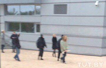 Однокурсники нападавшего видели его сегодня в Минске