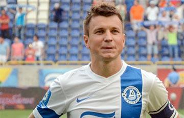 Украинский футболист назвал белорусов братским народом