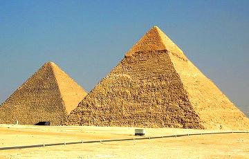 Археолагі раскрылі галоўную загадку будаўніцтва піраміды Хеопса