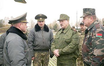 Lukashenka: We Need To Prepare Officers To War