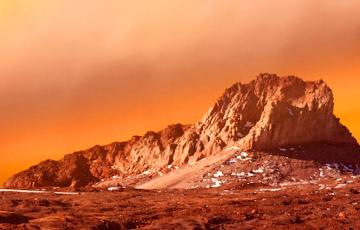 Ученые: На Марсе могут возникать искры