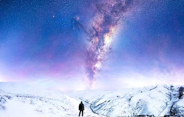 У Млечным Шляху заўважаная зорка з рэкорднай хуткасцю