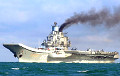 «Адмирал Кузнецов» признали самым бесполезным авианосцем