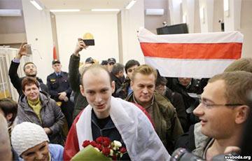 Эдуарда Пальчиса освободили в зале суда