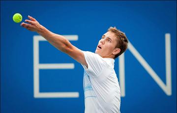 Белорус Егор Герасимов впервые попал в топ-100 рейтинга АТП