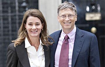 СМІ даведаліся пра пастанову Мелінды Гейтс адмовіцца ад аліментаў пры разводзе