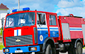Minsk Resident Set His Neighbor-Policeman's Toolshed On Fire