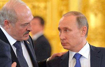 Лукашенко — Путину: Спасибо еще раз что пригласили сюда