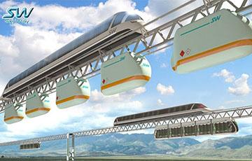Под Минском создают транспорт будущего