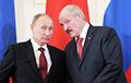 Lukashenka Apologized To Putin For Arguing