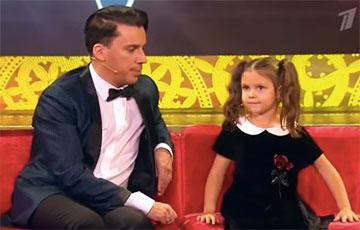 Пятилетняя девочка из Бреста поразила зрителей на шоу Галкина