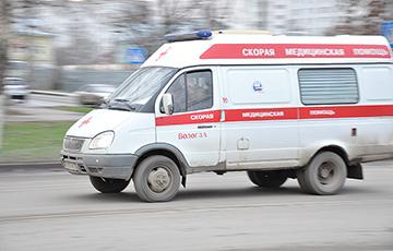 В общежитии под Петербургом обнаружили мертвого белоруса