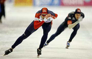 У РФ отобрали этап Кубка мира по конькобежному спорту