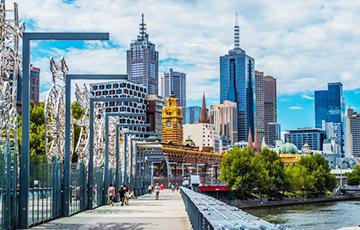 Аўстралія ўводзіць шасцітыднёвы локдаўн у Мэльбурне праз каранавірус