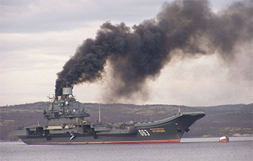 «Адмирал Кузнецов» и анабиоз потенциального месторождения металлолома