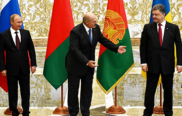 Ukraine Fears Pro-Russian Coup In Belarus