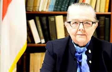 Ивонка Сурвила: В лице Натальи Радиной мы отмечаем весь коллектив легендарной «Хартии-97»