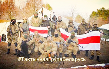 Third New Year's Eve At Front: Belarusian Volunteers Continue To Defend Ukraine