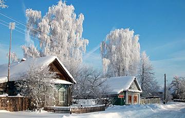 Стало известно, когда в Беларуси снова установится зимняя погода