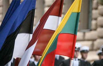 Литва, Латвия и Эстония ввели санкции против Лукашенко и его окружения