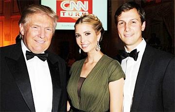 Джаред Кушнер, чья семья происходит из Беларуси, станет старшим советником Трампа