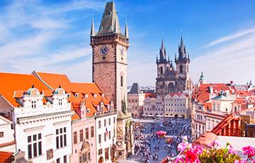 В Праге празднуют 20-летия вступления Польши, Чехии и Венгрии в НАТО
